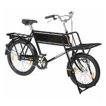 Cykler og cykelstativer