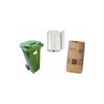Affaldshåndtering ude